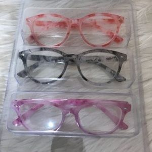 00c26f69cb4c Betsey Johnson Accessories - NEW BETSEY JONHSON READING GLASSES MARBLE +2.00